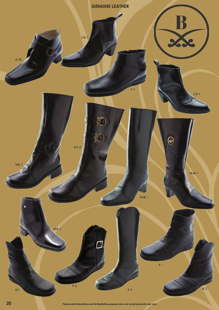 Manchester Shoes - Page 20(Las Boots) on